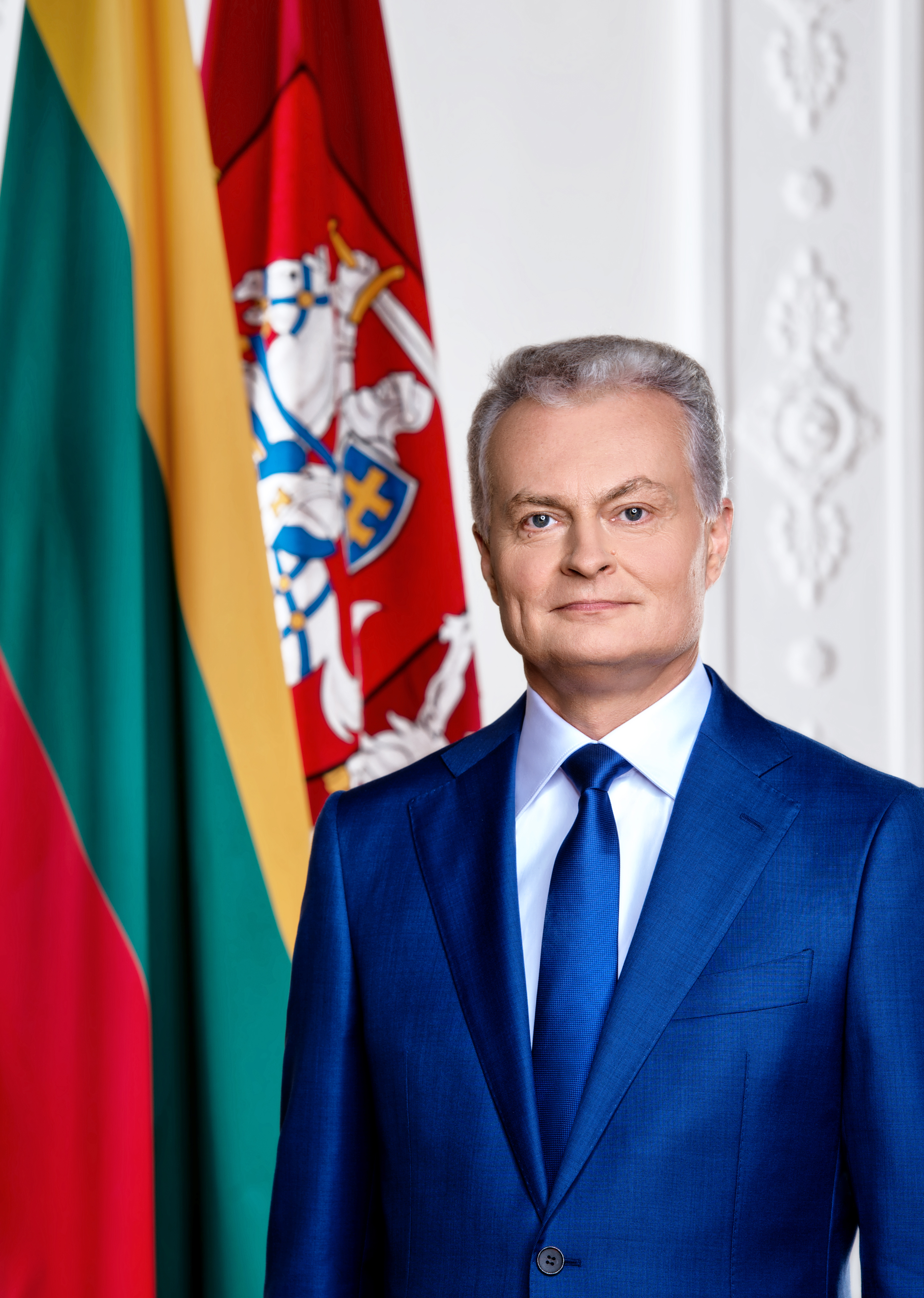 President of the Republic of Lithuania Gitanas Nausėda